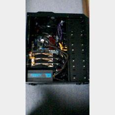 CFD BUFFALO Firestix 4GB 2 x 2GB DDR2 1066MHz Desktop RAM FSH1066D2C-K4G